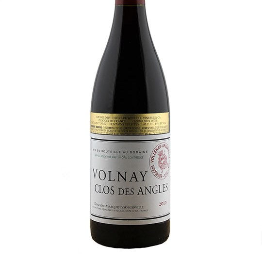 Marquis d'Angerville Volnay Clos des Angles