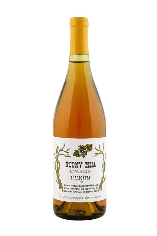 Stony Hill Vineyard Chardonnay Napa Valley