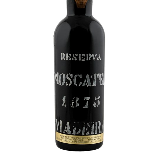 D'Oliveira Moscatel Madeira (Family Reserve)