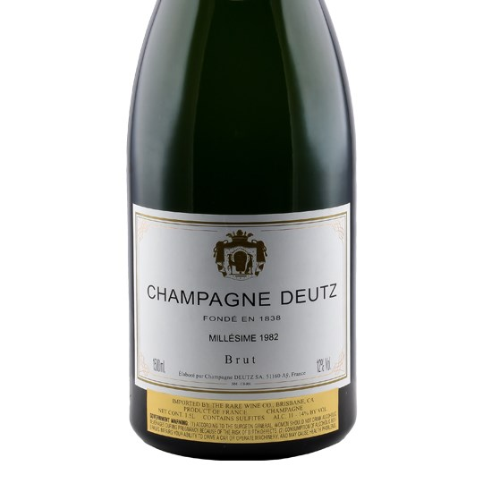 Deutz Vinotheque