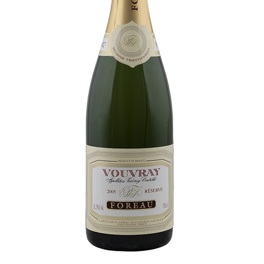 Foreau Vouvray Brut Reserve