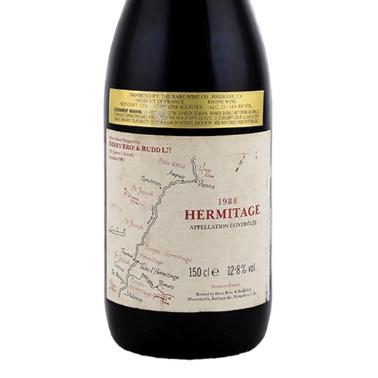 Berry Brothers & Rudd Hermitage