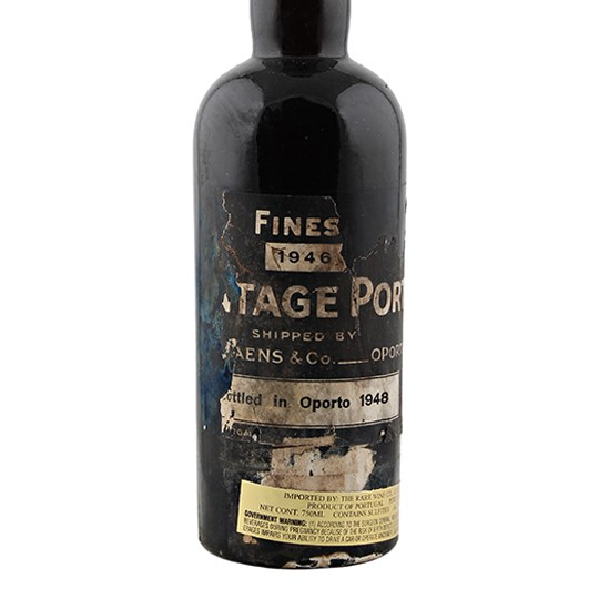 Fonseca Guimaraens Vintage Port (Avery Collection, Recorked by The RWC)