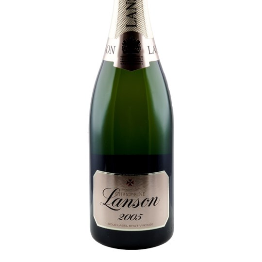 Lanson Gold Label (Disgorged 2014)