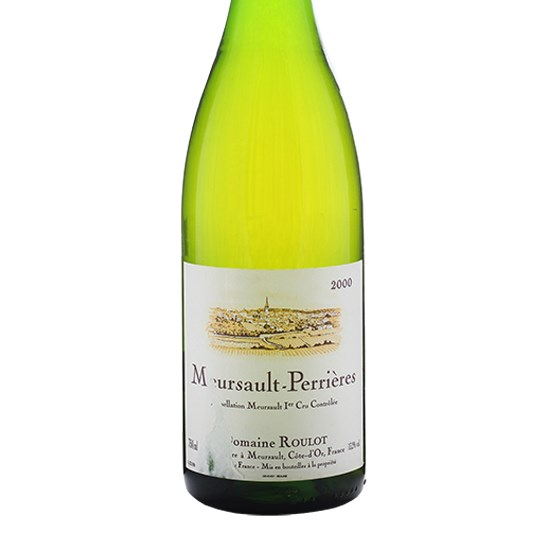 Domaine Roulot Meursault Perrieres (Torn label)