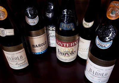 Old Barolo: A Teachable Moment