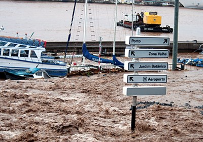 Madeira Struck by Devastating Floods