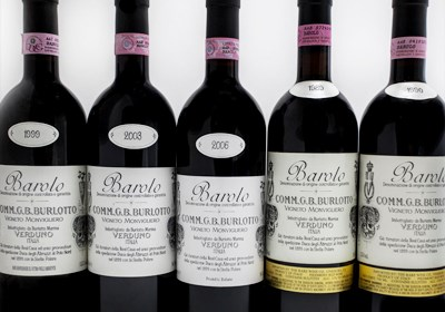 Unique & Hypnotic: Burlotto's Barolo Monvigliero