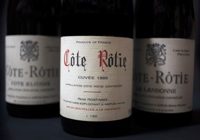 Early Greats of Cote Rotie: René Rostaing