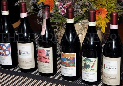 NYC Tasting: Bartolo & His Father 1952-1971