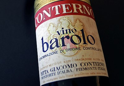 Four Legendary  Barolo Producers