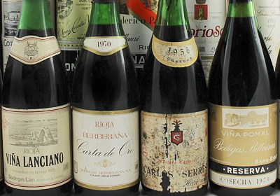 Rioja's Old School
