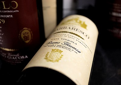 A Tribute to Bruno Giacosa