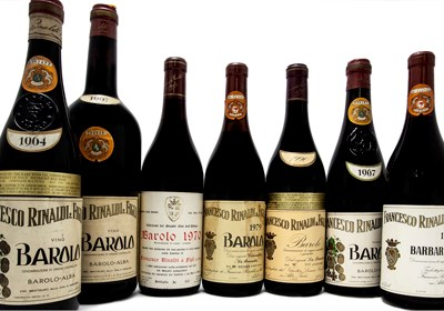 An Evening of Francesco Rinaldi Barolos