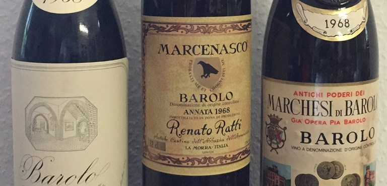 Provenance is Everything (Especially when it's over 45-year-old Barolo)