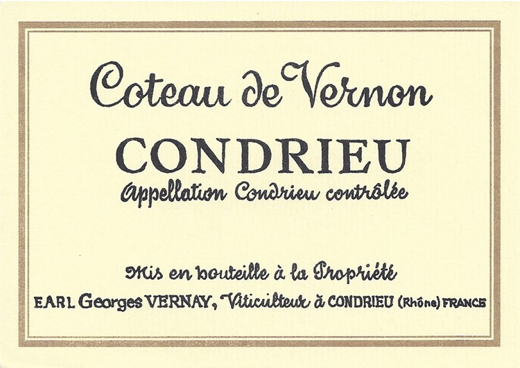If Condrieu ever had a Gentaz ...