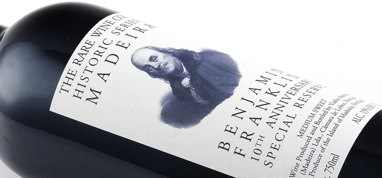 A Madeira Tribute to Ben Franklin