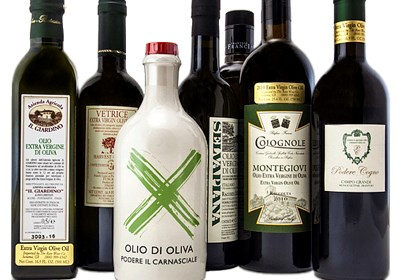 Great Tuscan Olive Oils