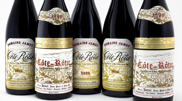 Despite having fruit from 17 of the most prestigious lieux-dits, the Jamets have resisted the temptation to produce multiple single crus, believing that the whole is greater than the sum of the parts.